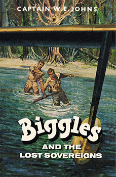 Biggles and the Lost Sovereigns